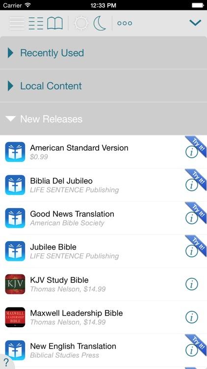Real Life Devo Bible for Women screenshot-3