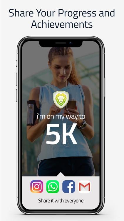 5K Runner, Couch Potato to 5K screenshot-6