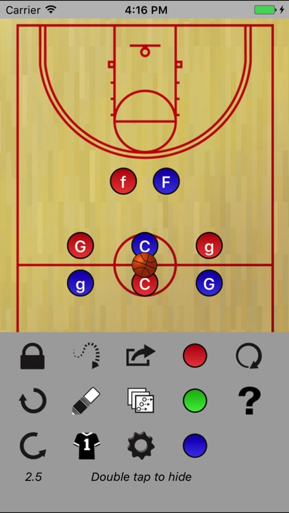 Basketball WhiteBoard screenshot-2