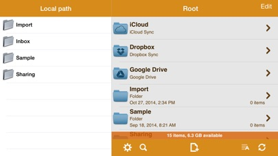 AirDisk Pro - Wireless Flash Drive Screenshot 1