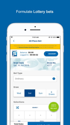 Singapore Pools on the App Store