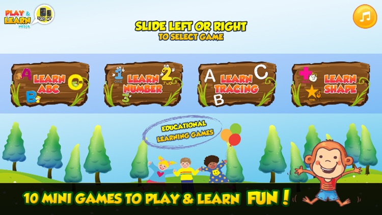 little learners learning games screenshot-0