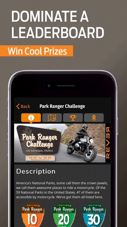 REVER: Motorcycle Routes & GPS screenshot-9