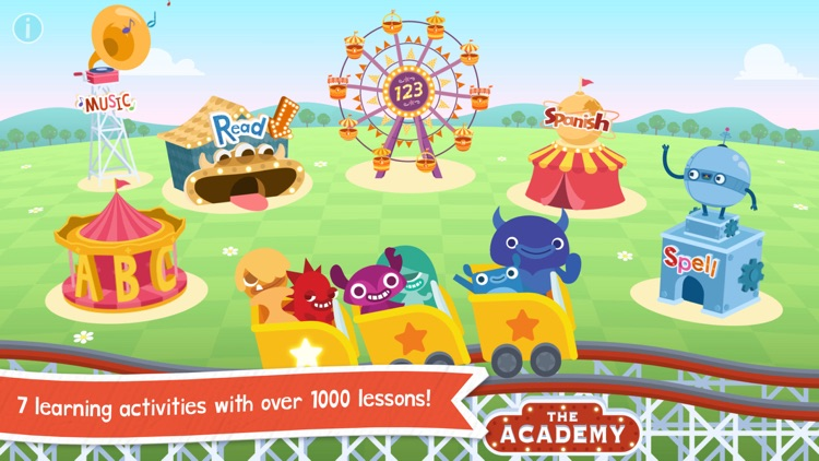 Endless Learning Academy screenshot-0