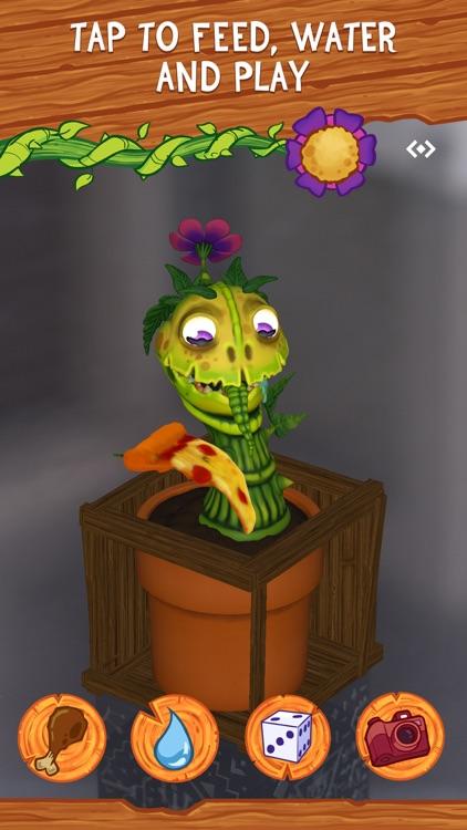 Hangry Herb for Merge Cube screenshot-3