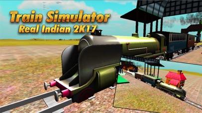 Train simulator Real Indian 2017 - App - iOS me