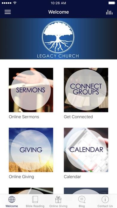 Legacy Church -AZ screenshot 1