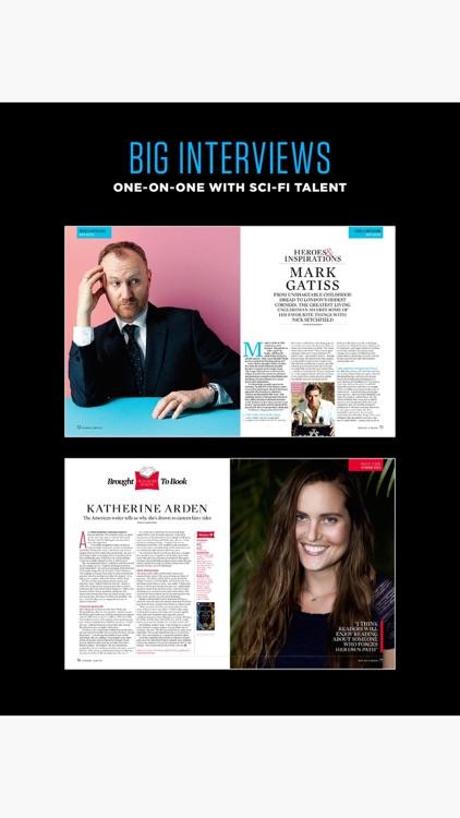 SFX magazine screenshot-5