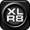 XLR8 - iPhoneアプリ