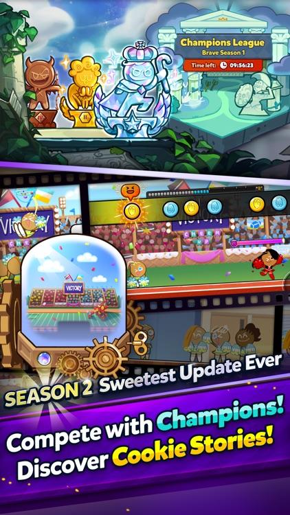 Cookie Run: OvenBreak screenshot-4
