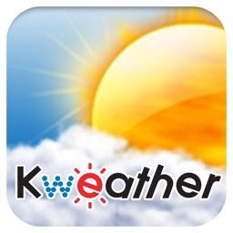 케이웨더 날씨 (기상청 날씨,미세먼지,위젯,세계날씨)