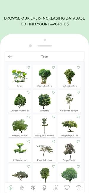 Landscape Design Editor Screenshot