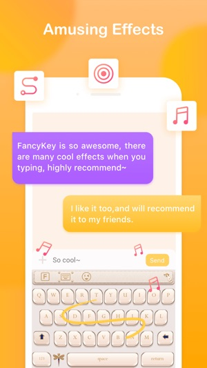 Fancykey Keyboard Themes On The App Store
