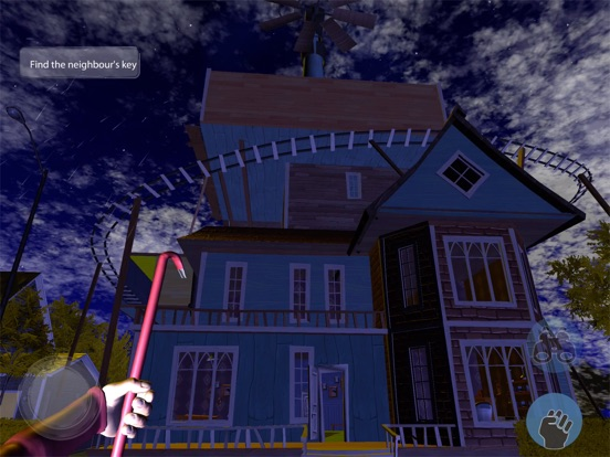 ESCAPE FROM THE MYSTERY HOUSE screenshot #1