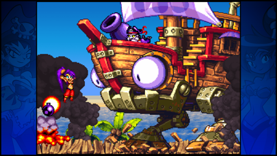 Screenshot from Shantae: Risky's Revenge