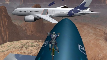 BMX Adventure Aeroplane Stunts screenshot four