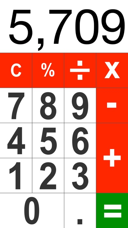 Large Number Calculator