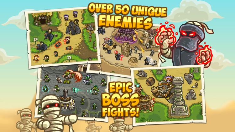 Kingdom Rush Frontiers screenshot-3