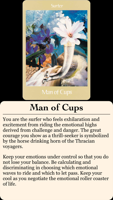Voyager Tarotのおすすめ画像4
