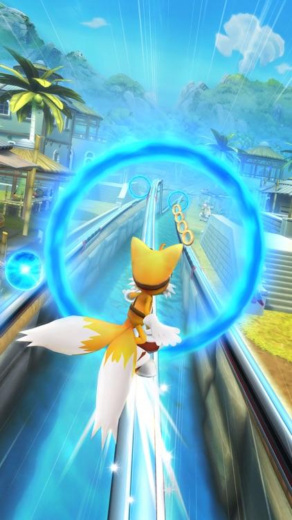 Sonic Dash 2: Sonic Boom screenshot-3