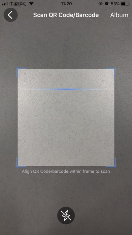QR Code Reader - Scanner App screenshot-4
