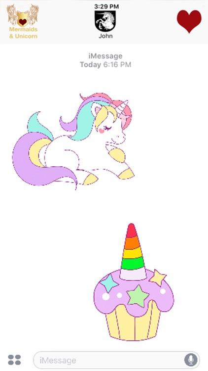 Rainbow Pony Stickers
