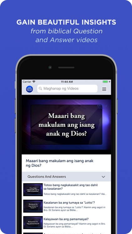 Ang Dating Daan Call Center