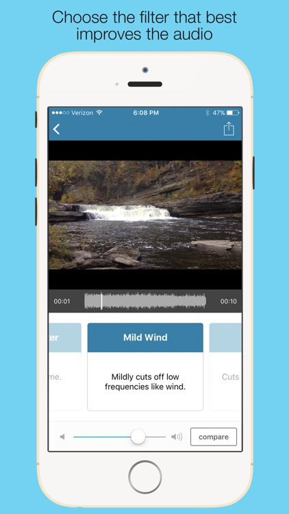 AudioFix: For Videos
