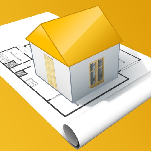 Perfect Home Design 3D GOLD App Logo