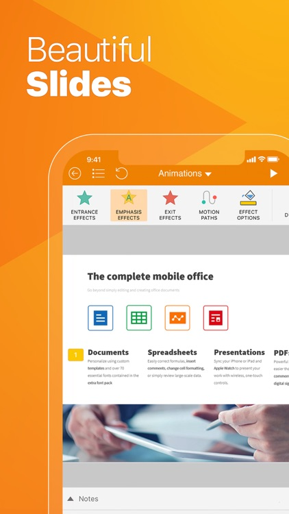 OfficeSuite for MobileIron screenshot-3