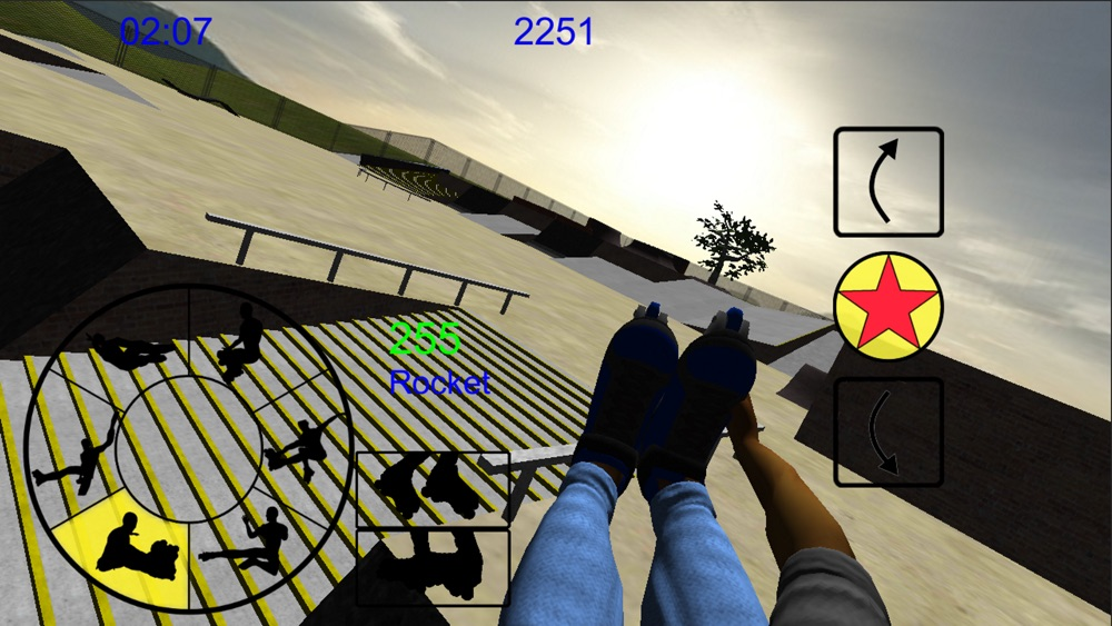 Inline Freestyle Extreme 3D Cheat Codes
