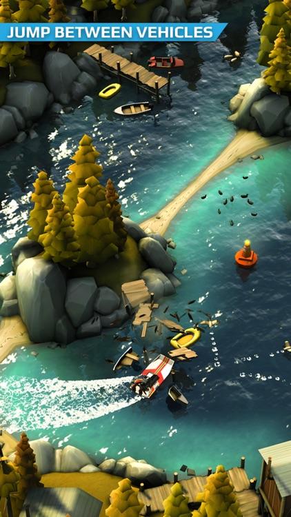 Smash Bandits Racing screenshot-3