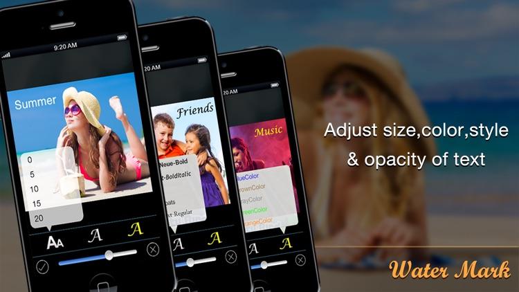Video Watermark Edit screenshot-3