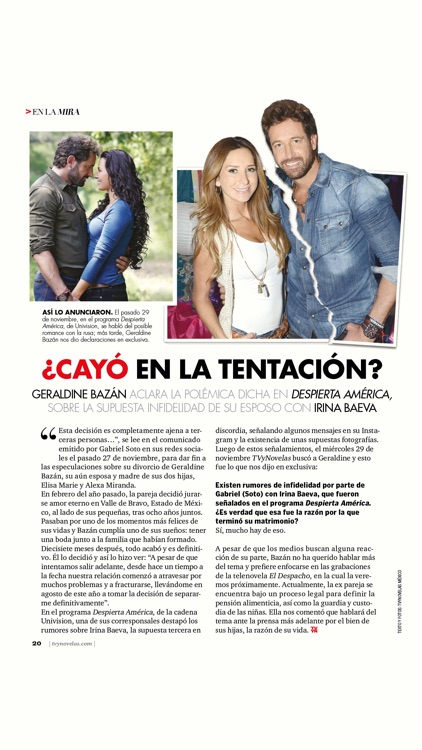 TVyNovelas USA Revista