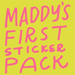 Maddy's First Sticker Pack