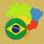 Tous les états du Brésil