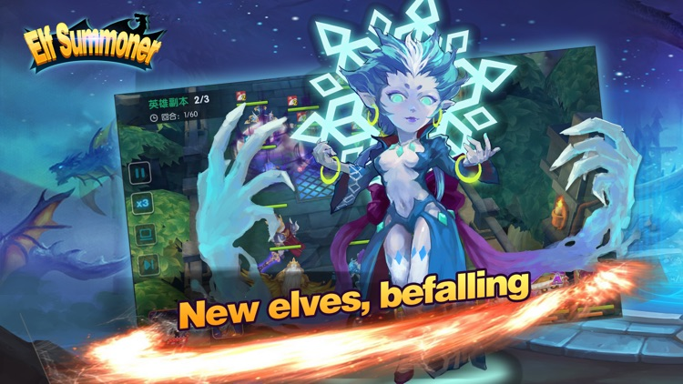 Elf summoner: battle of glory screenshot-4