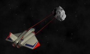 YAAG - Yet Another Asteroids Game