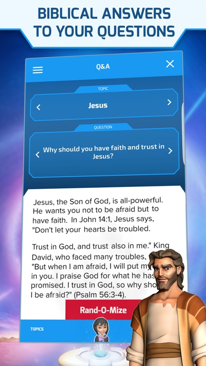 Superbook Kids Bible screenshot-6