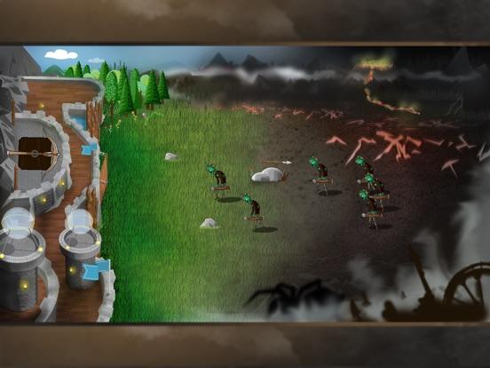 Grim Defender - оборона замка для iPad