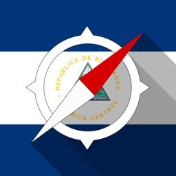 Nicaragua Offline Navigation