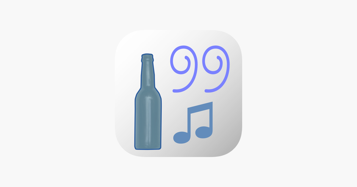 99 Bottles On The App Store