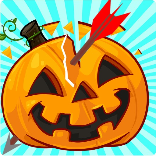 Download Halloween Town Pumpkin Shooter free for iPhone, iPod and iPad