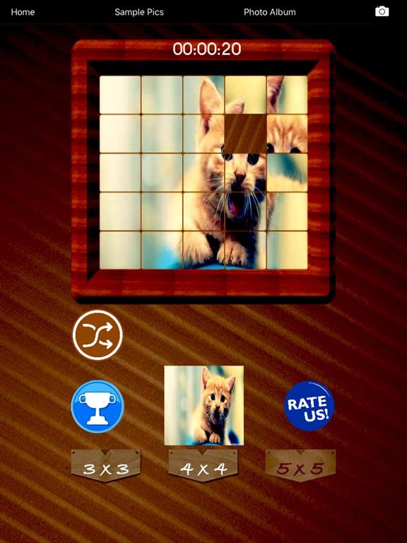 Sliding Puzzle : Premium screenshot 7