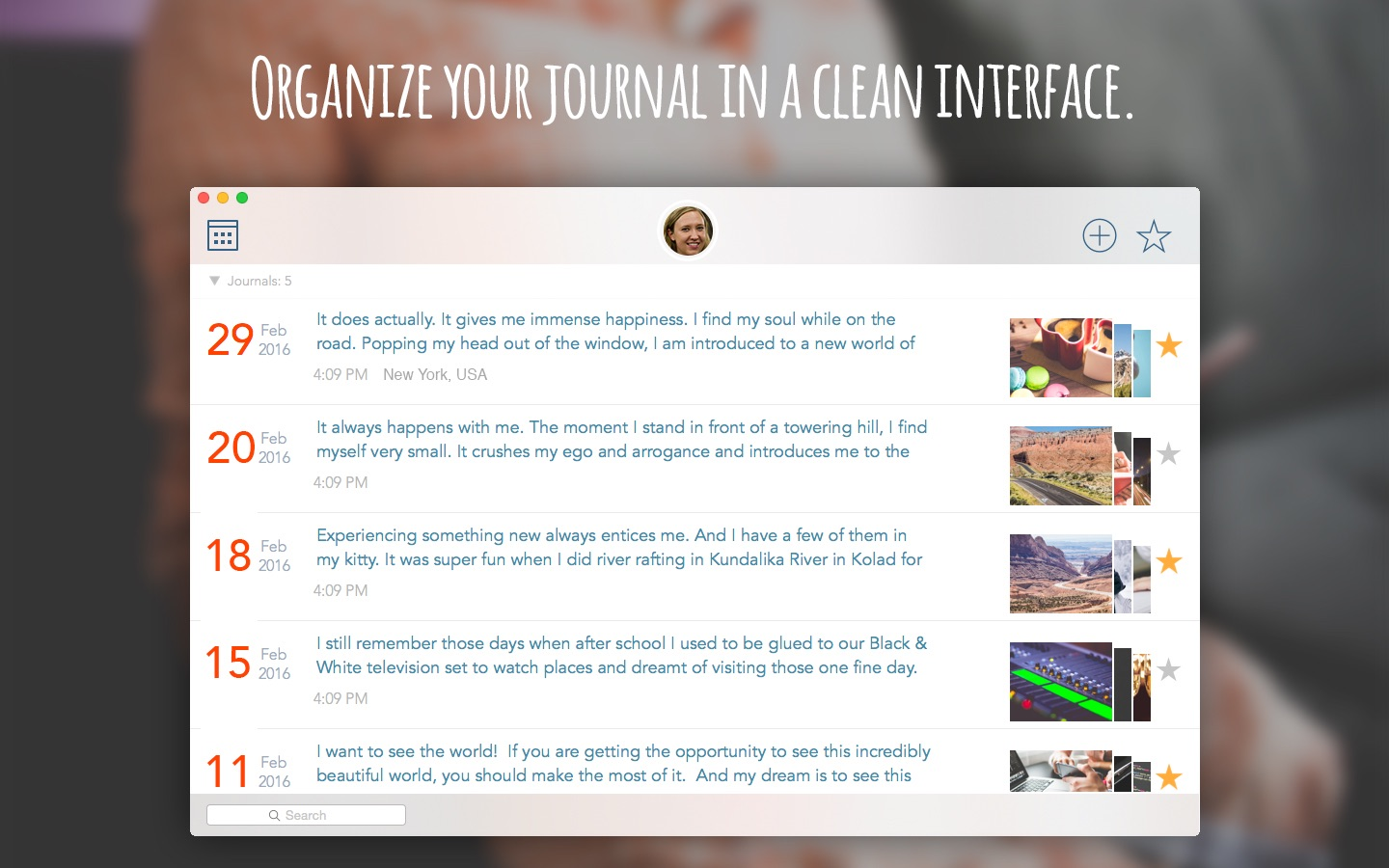 ‎Daily Journal on the Mac App Store