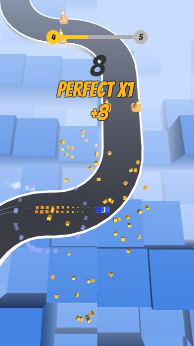 ZigZagDrift screenshot 2
