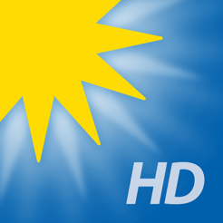 ‎WeatherPro for iPad