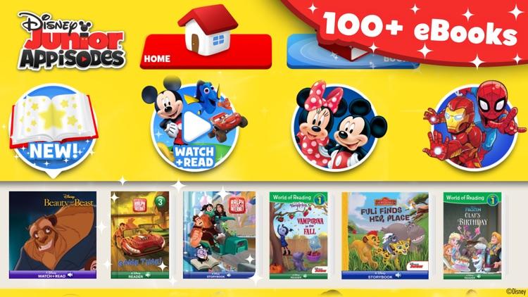 Disney Junior Appisodes screenshot-4