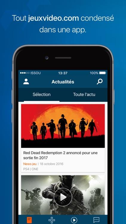 Jeuxvideo.com screenshot-0