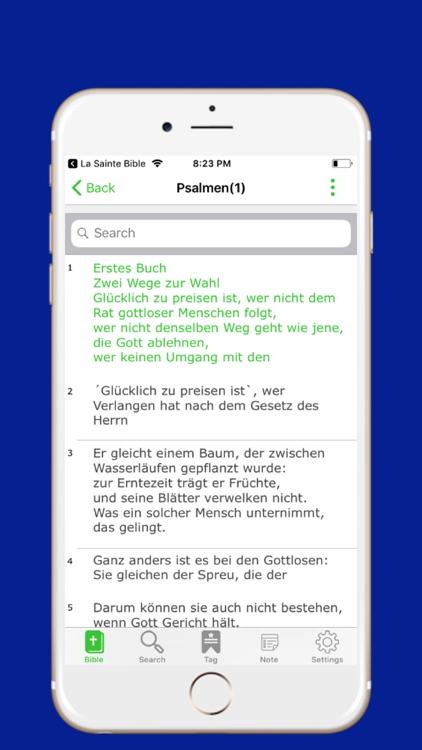 New German  Bible